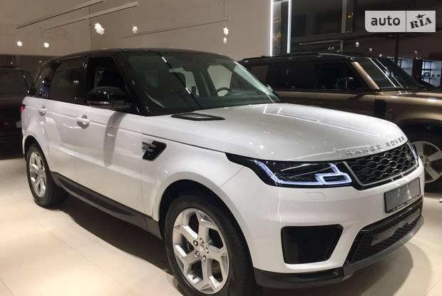 Land Rover Range Rover Sport SE Pack