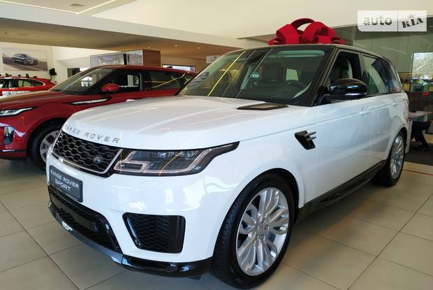 Land Rover Range Rover Sport HSE Pack