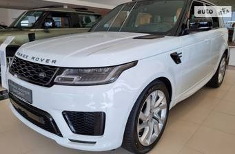 Land Rover Range Rover Sport 2021 HSE Dynamic Pack