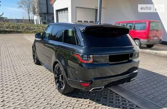 Land Rover Range Rover Sport 2021 HST