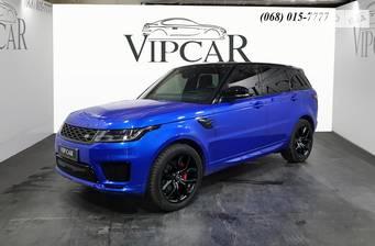 Land Rover Range Rover Sport SVR 5.0 S/C AT (575 л.с.) AWD 2021