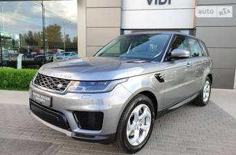 Land Rover Range Rover Sport 3.0 TD AT (249 л.с.) AWD 2021