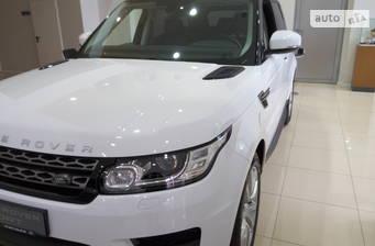 Land Rover Range Rover Sport 3.0 TDV6 AT (258 л.с.) 2017