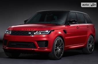 Land Rover Range Rover Sport 2.0 Si4 AT (300 л.с.) AWD 2017