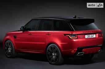 Land Rover Range Rover Sport 2020 HST