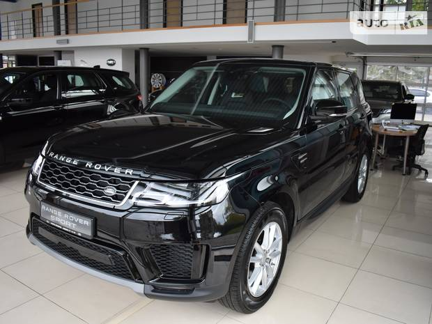 Land Rover Range Rover Sport SE Base