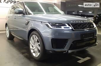 Land Rover Range Rover Sport 2020 HSE