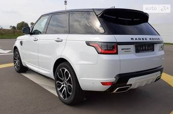 Land Rover Range Rover Sport 2019 Autobiography Dynamic