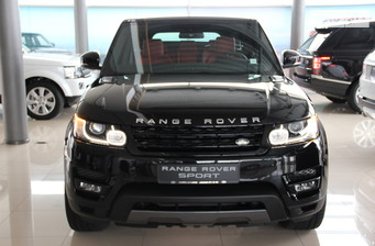 Land Rover Range Rover Sport 3.0 SDV6 AT (306 л.с.) HSE  2016