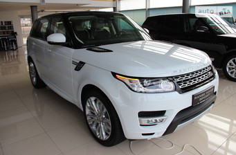 Land Rover Range Rover Sport 3.0 SD AT (292 л.с.) Autobiography 2015