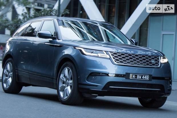 Land Rover Range Rover Velar Base
