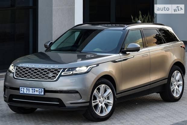 Land Rover Range Rover Velar R-Dynamic Base