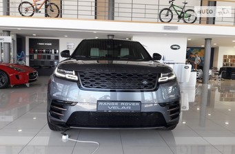 Land Rover Range Rover Velar 3.0D AT (300 л.с.) AWD First Edition 2017