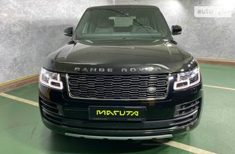 Land Rover Range Rover 2021 SVAutobiography Dynamic