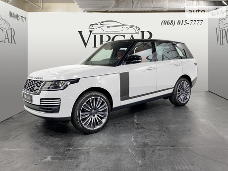 Land Rover Range Rover 2020