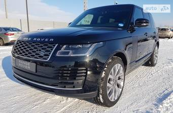 Land Rover Range Rover 2020 Westminster