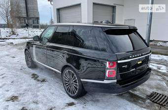 Land Rover Range Rover 2021 Autobiography