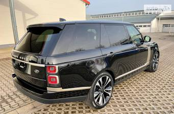 Land Rover Range Rover 2021 Fifty