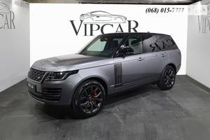 Land Rover Range Rover SVAutobiography Dynamic Black