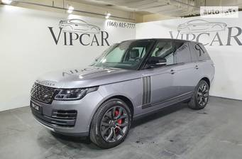 Land Rover Range Rover 2021 SVAutobiography Dynamic Black