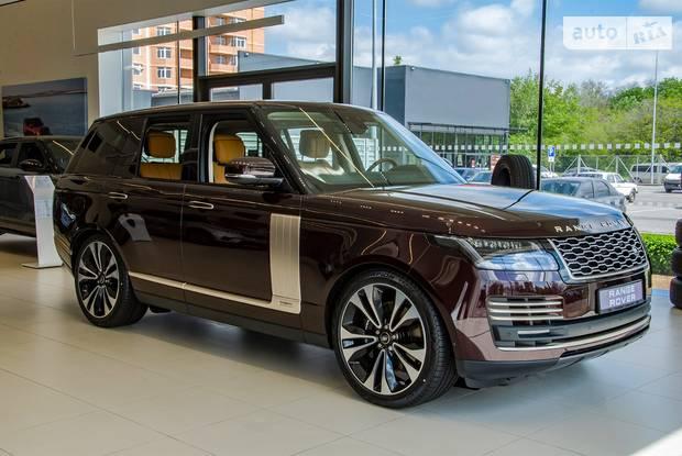 Land Rover Range Rover Fifty