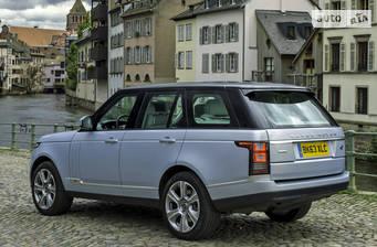 Land Rover Range Rover 4.4D AT (339 л.с.) 2017