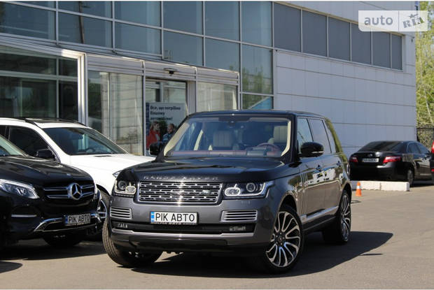 Land Rover Range Rover base