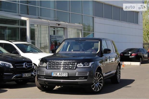 Land Rover Range Rover base