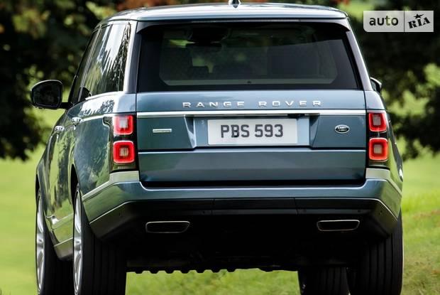 Land Rover Range Rover Vogue