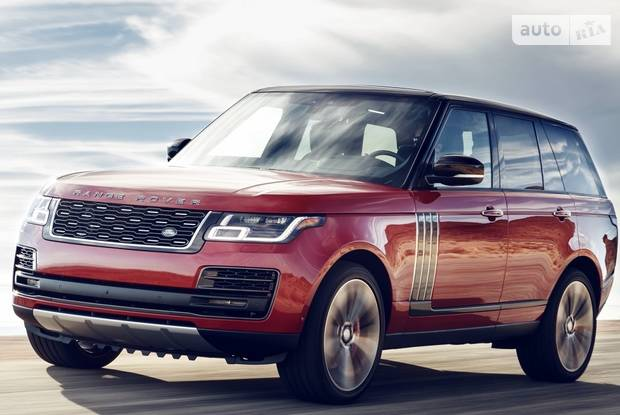 Land Rover Range Rover SV Autobiography