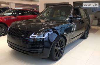 Land Rover Range Rover 4.4D АТ (339 л.с.) AWD 2020