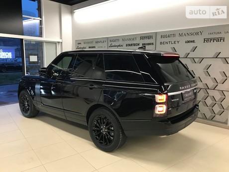 Land Rover Range Rover 2019
