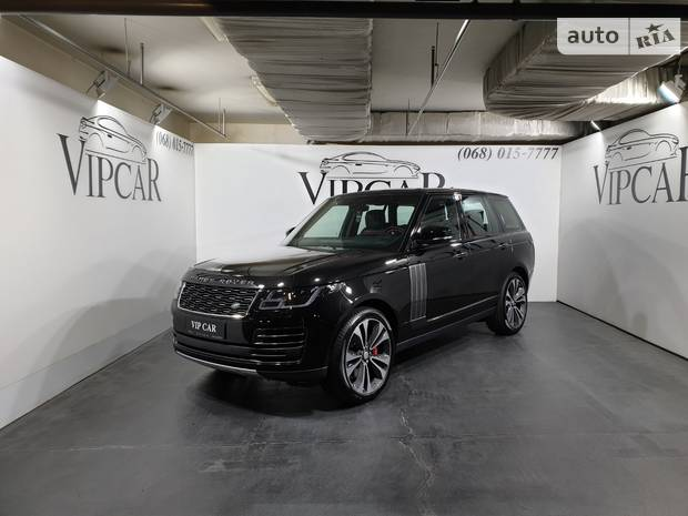 Land Rover Range Rover SVAutobiography Dynamic