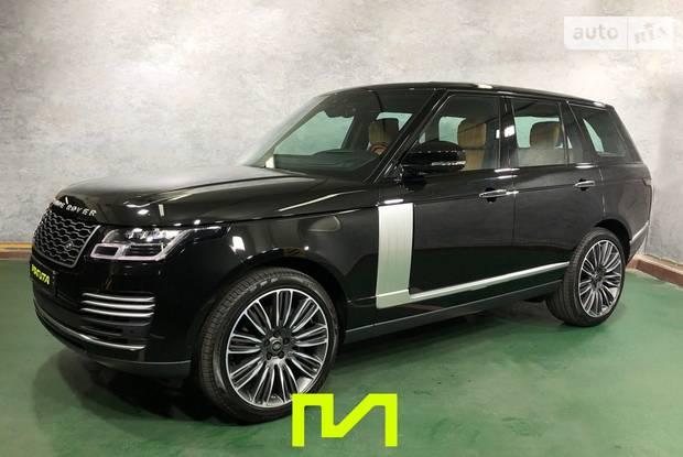 Land Rover Range Rover Individual