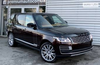 Land Rover Range Rover 2020 SVAutobiography Dynamic