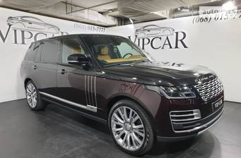 Land Rover Range Rover 2021 SV Autobiography