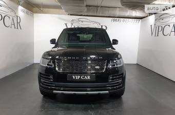 Land Rover Range Rover 2021 SVAutobiography Dynamic
