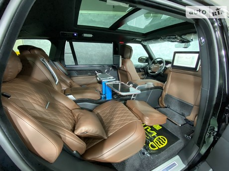 Land Rover Range Rover 2021