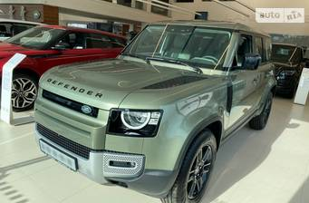 Land Rover Defender 110 D240 AT (240 л.с.) 2020