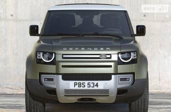 Land Rover Defender 110 P300 AT (300 л.с.) 2019