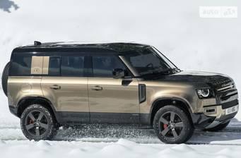 Land Rover Defender 110 D240 AT (240 л.с.) 2019