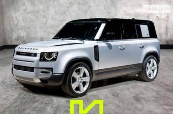Land Rover Defender 90 D200 AT (200 л.с.) 2020