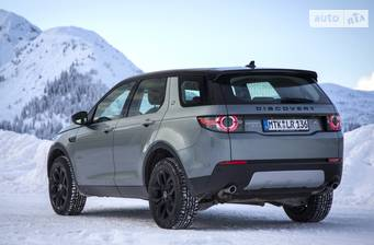 Land Rover Discovery Sport 2.0TD4 АT (150 л.с.) AWD 2018