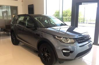 Land Rover Discovery Sport 2.0TD4 АT (150 л.с.) AWD 2019