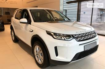Land Rover Discovery Sport D150 2.0 АT (150 л.с.) AWD 2019