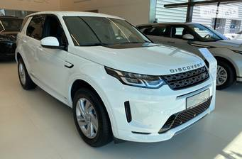 Land Rover Discovery Sport D150 2.0 АT (150 л.с.) AWD 2020