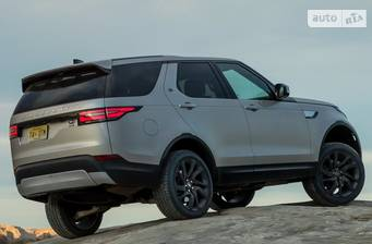 Land Rover Discovery 2018 S