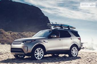 Land Rover Discovery 5 2.0 SD4 AT (240 л.с.) 4WD 2019