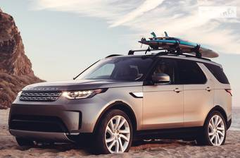 Land Rover Discovery 2018 HSE