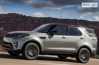 Land Rover Discovery 2018 HSE Luxury